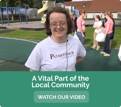 A vital part of the local community - watch our video